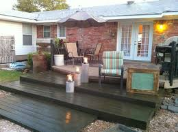 How To Build A Shed Summer House by Remodelaholic Build A Wooden Pallet Deck For Under 300