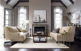 how to decorate living room with fireplace delectable cozy