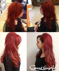 great lengths hair extensions ireland gorgeous before after using great lengths hair extensions shared