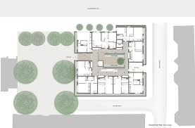 Church Floor Plans by Gallery Of One Church Square Paul Davis Partners 9