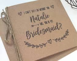 will you be my bridesmaid ideas https www etsy search q will you be my