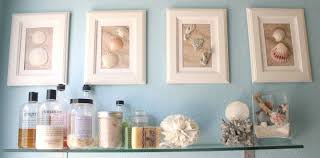 seashells decorating design ideas home made design
