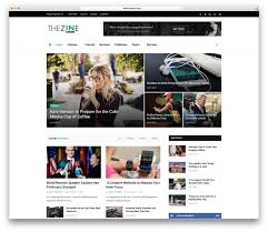 My Top 5 Design Trends For 2017 Flat 15 Design Amp Lifestyle Top 40 News Magazine Wordpress Themes 2017 Colorlib