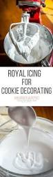 Decorating Icing For Cookies Best 25 Royal Icing For Cookies Ideas On Pinterest Ice Exchange