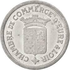 chambre de commerce de l eure 85550 eure et loir chambre de commerce 5 centimes 1922 elie 10 1