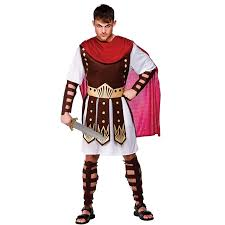 roman halloween costumes s mens roman centurion costume for ancient historic fancy dress
