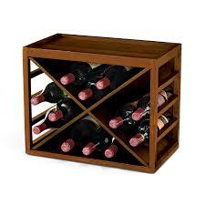 Wood Wine Cabinet Wooden Wine Racks Full Wood Wine Rack Selection Wine Enthusiast