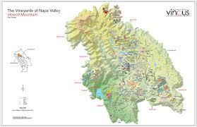 Map Of Napa Antonio Galloni On Twitter