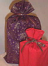 cloth gift bags gift wrapping alternatives eartheasy solutions for