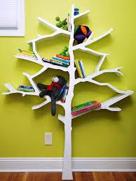 creative tree nursery bookshelf designs u2014 nursery ideas baby
