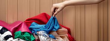 closet clean out tips spring cleaning