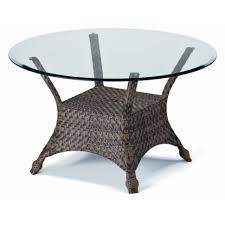 coffe table white wicker table farm table coffee table wicker