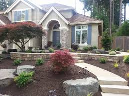 outdoor landscaping ideas backyard front yard design diy loversiq front yard designs breath taking landscaping with garden nice contemporary house simple exterior home design