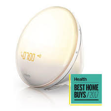 Philips Light Alarm Clock The Best Wake Up Light Alarm Clocks Health Com