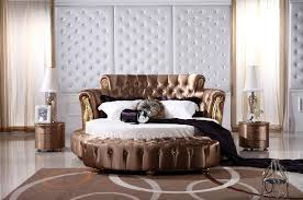 modern bedroom set furniture round bed o6804 round bed bedroom sets home ideas