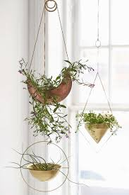 unique indoor planters assembly home theia hanging planter planters urban outfitters