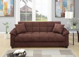 sleeper sofa slip cover p7889 sofa bed 7889 poundex sleepers sofa beds at comfyco com