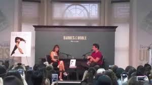 Barnes And Noble Union Square Nyc Lea Michele U0026 Jonathan Groff Q U0026a Union Square Barnes And Noble