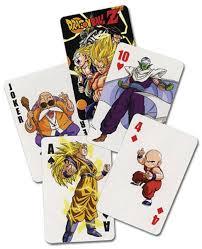 dragon ball amazon com dragon ball z playing cards toys u0026 games