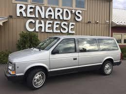 curbside classic 1989 dodge caravan turbo u2013 desperate measures