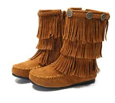 s boots with fringe children s warm winter boots national sheriffs association