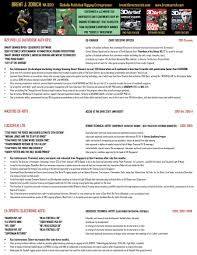 Resume Magic Football Player Resume Free Resume Example And Writing Download