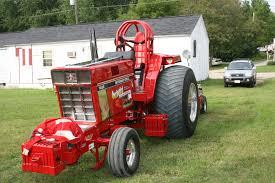 pulling tractor international farmall pinterest tractor