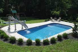 Inground Pool Ideas 23 Best Pool Ideas Images On Pinterest Backyard Ideas Pool