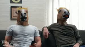 Horse Head Mask Meme - the 28 best horse head mask gifs on the internet from gifguide and