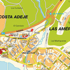 Las Americas Outlet Map by Bungalow For Rent In Las Americas Tenerife Properties For Sale