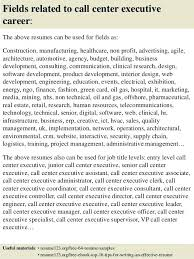 Resume Of Call Center Agent Sample Resume Call Center Fields Related To Call Center Sample