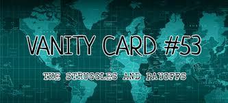 Vanity Card Vanity Card Express U2013 Vanity Cards George Carcain