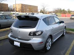 looking to get mazdaspeed 3 spoiler for my mazda 3 hatch mazda3