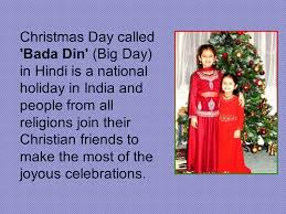 christmas in different countries kolyada e a christmas in india