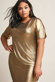 plus size t shirt dresses forever21