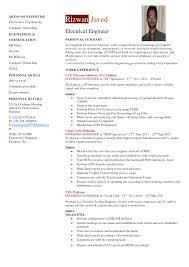 Opera Resume Template Sample Electrical Resume Journeymen Electricians Resume Sample