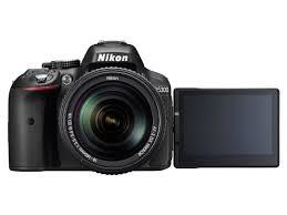 nikon d5300 camera body