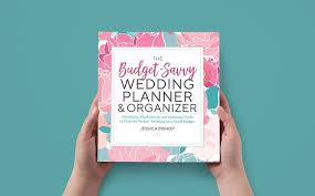 wedding organizer book review the budget savvy wedding planner and organizer giveaway