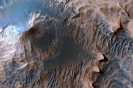 Mars Map An Incredibly Detailed Geological And Structural Map Of The West