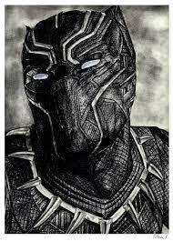 black panther on marvel universe deviantart