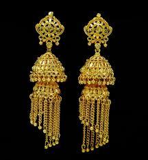 bridal jhumka earrings wedding ideas splendi wedding gold earrings wedding band hoop