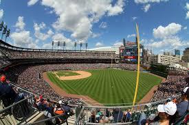 Comerica Park Map Detroit Tigers Should Sign Top Prospect Kevin Maitan