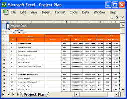 Excel Spreadsheet Templates Project Plan Templates Excel Spreadsheets How To Create A Flickr