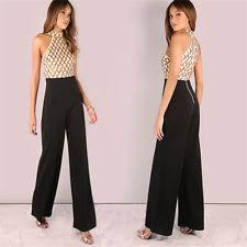 formal jumpsuit formal jumpsuit ebay