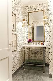 Elegant Powder Room Powder Room Wallpaper Lightandwiregallery Com