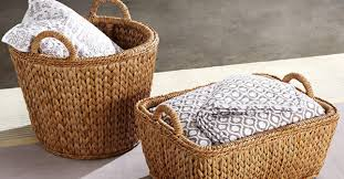 baskets for home decor home decor baskets marceladick com