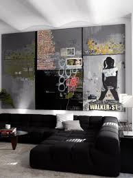 cool wall decorations astonishing cool living room wall ideas with