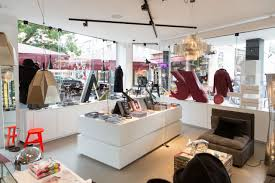 home furnishings store design selected gallery in frankfurt an innovative and unconventional