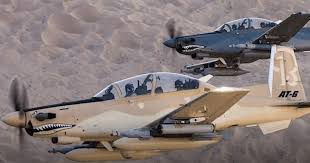 at 6 light attack aircraft the air force has announced the two finalists to replace the a 10