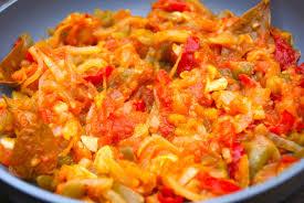 cuisine pays basque piperade basquaise la p tite cuisine de pauline